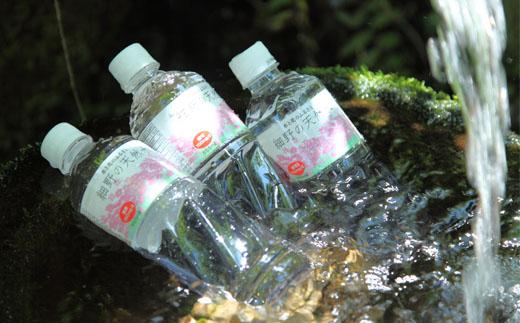 細野の天然水<1箱:555ml×24本>