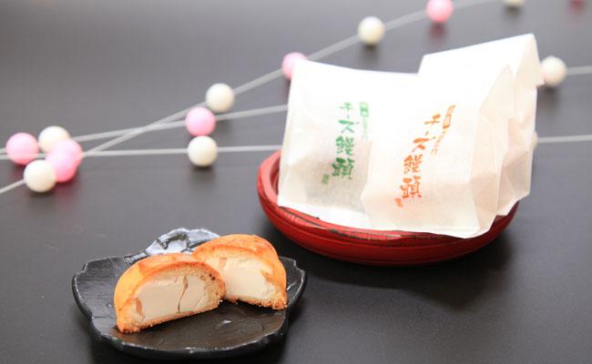 元祖チーズ饅頭と生チョコガレットの詰め合わせ<南国屋今門>