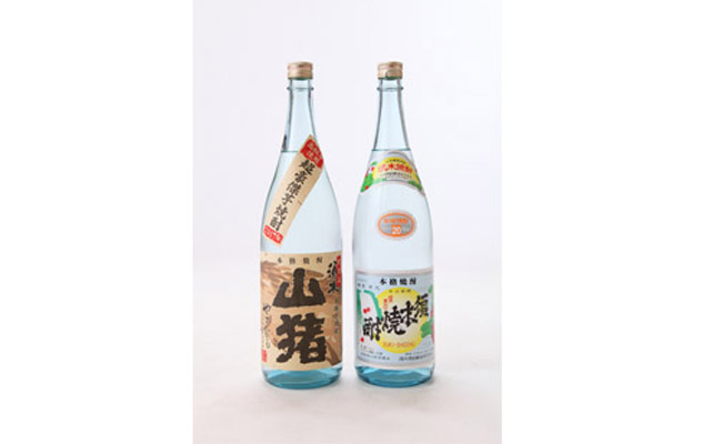 W優等賞セット<すき酒造>