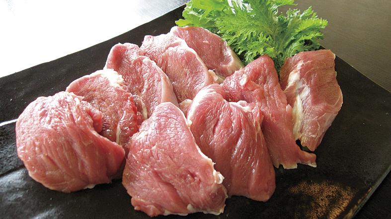 黒豚ヒレかつ用セット<黒豚ヒレとんかつ約500g:桑水流畜産>