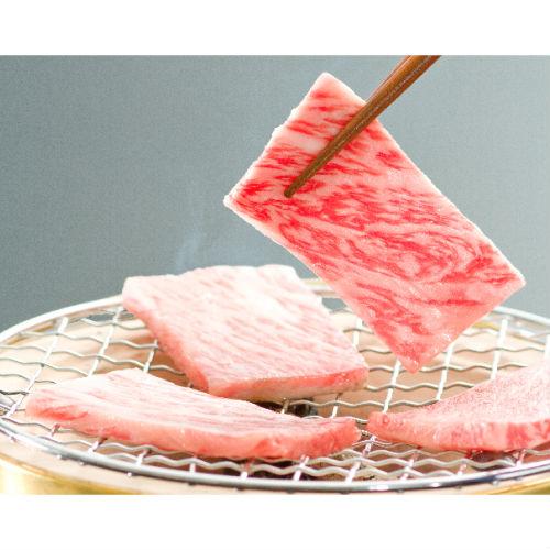 31-A-⑤ 鹿児島県産黒毛和牛・黒豚焼肉セット(660g!!)