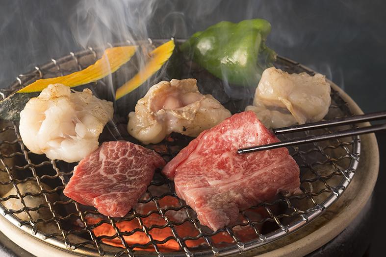 31-A-⑥ 鹿児島県産黒毛和牛焼肉セット(600g!!)