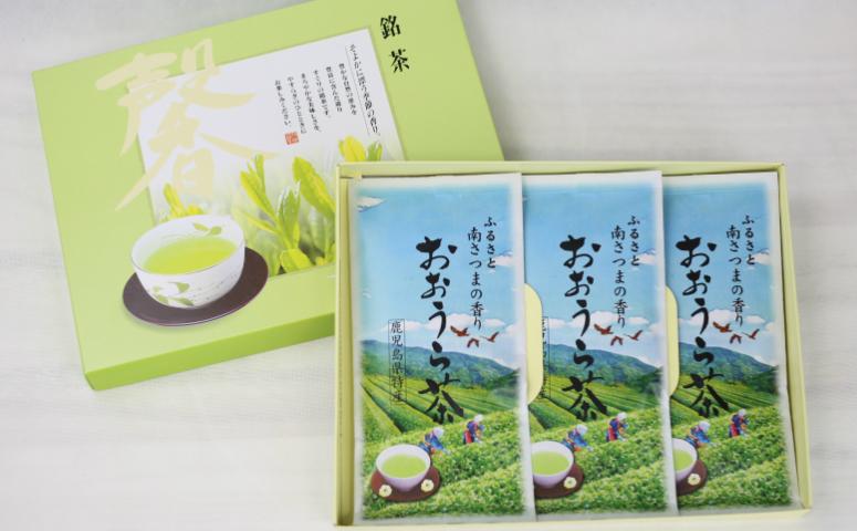 ■大浦茶3本入りセット