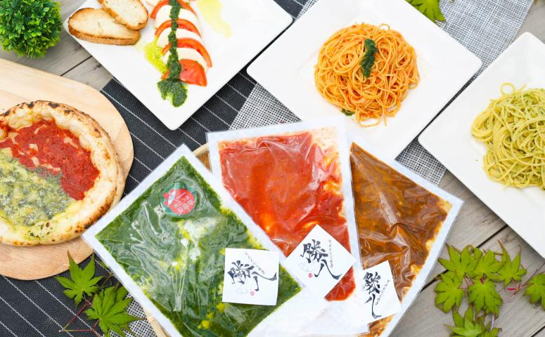 ■食堂勝八のお手軽調理セット